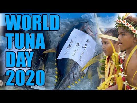 2020 WORLD TUNA DAY YAP