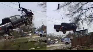 Pickup Truck Crash and Fail Compilation