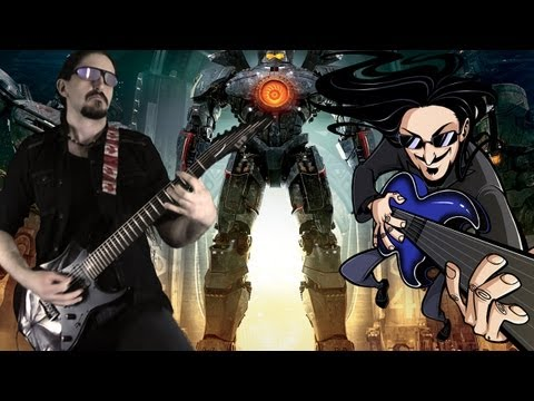 "Pacific Rim Theme ""Epic Rock"" Cover/Remix (Little V)"