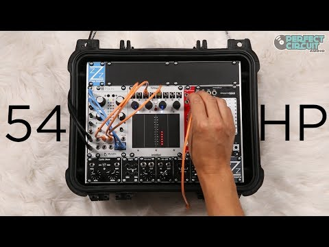54HP Episode 7: Touch Synth