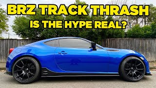 BRZ Gets Thrashed - Is The Hype Real?