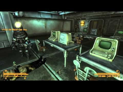 Fallout New Vegas Mods: Lab 51