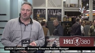 1911 380 overview by aaron cummins 2015 shot show 41