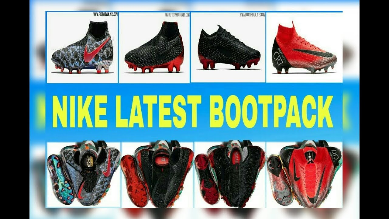 FTS 19 LATEST NIKE BOOTPACK DOWNLOAD