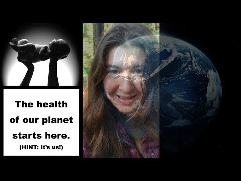 The health of our planet starts here (HINT: It's us!) || A healthy rant via Irene Lyon