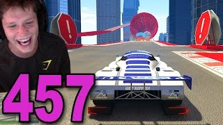 Grand Theft Auto 5 Multiplayer - Part 457 - TROLL TRACK FUNNY MOMENTS!
