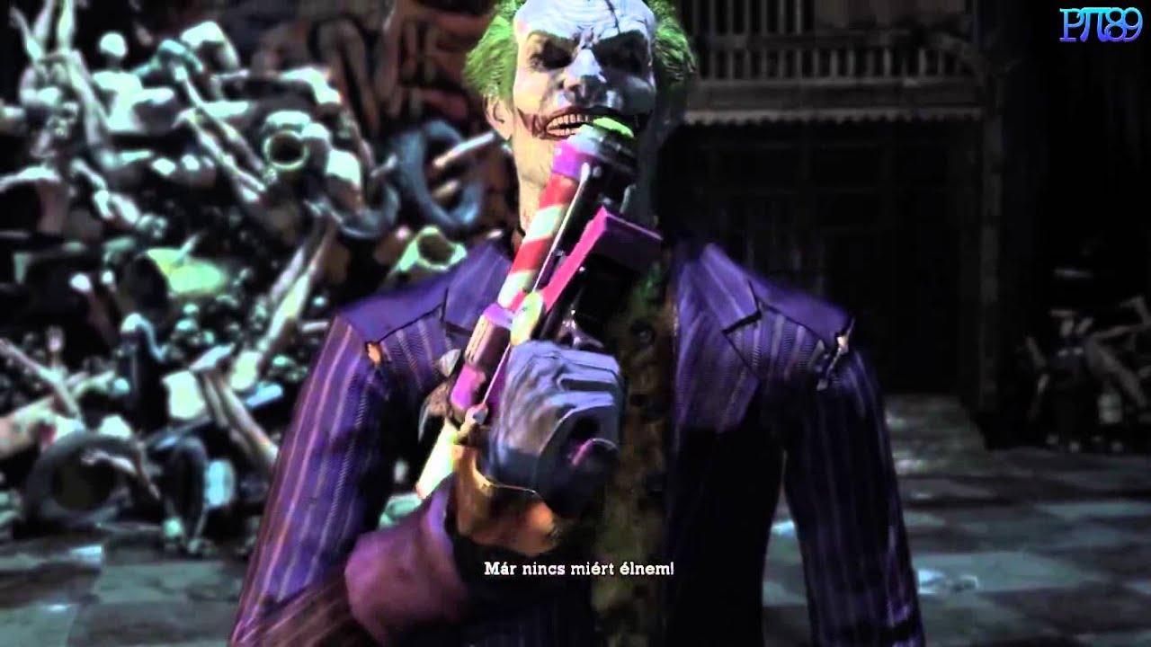 Batman Arkham Asylum Gameplay Walkthrough Part 17 Joker