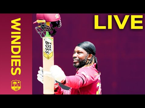 Gayle Goes Big (And Retires?!) As Kohli Hits 43rd Ton | LIVE REPLAY Windies Vs India 2019