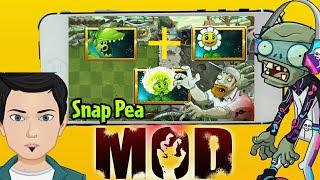 Plants vz Zombies 2 - Epick Mod!! Combinación De Plantas|vz Zombiditos Cannon !!