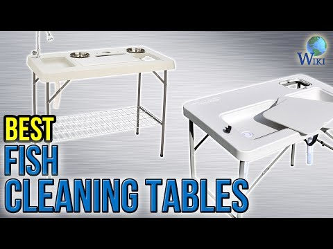 6 Best Fish Cleaning Tables 2017