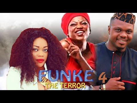 Funke The Terror Season 4 - Latest Nigerian Nollywood movie