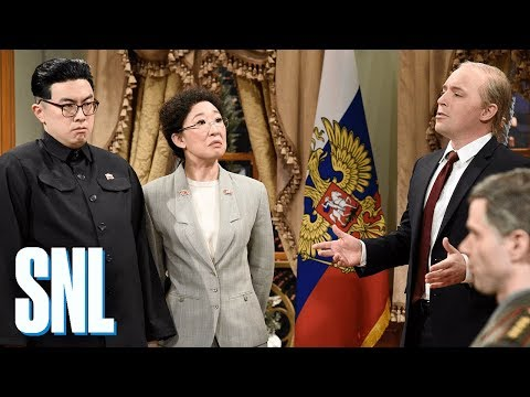 Kremlin Meeting - SNL