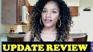 Jamaican Bundle Wave Update Synthetic Hair Maintenance Tips Freetress Equal Vloggest