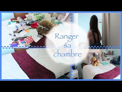 ranger sa chambre efficacement et rapidement youtube. Black Bedroom Furniture Sets. Home Design Ideas