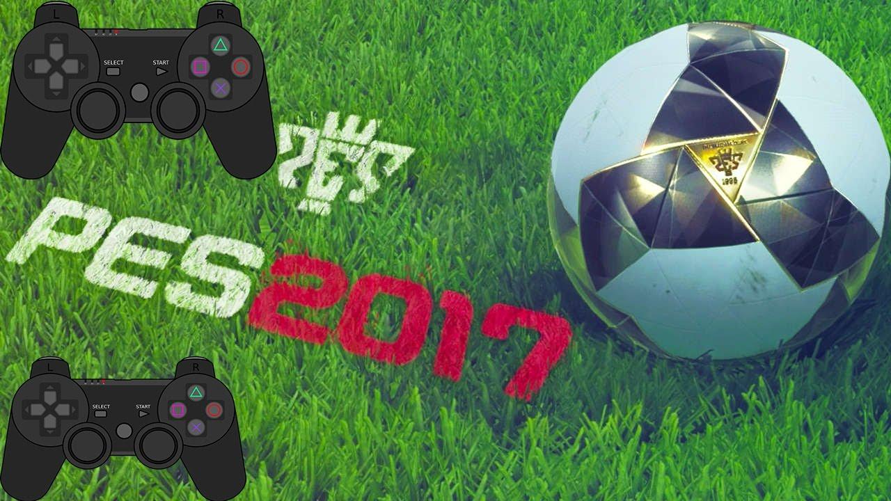 Pes 2017 Gamepad Ayarlari Pes 2017 Kol Joystik Ayarlari Iki Kisilik Oynama Youtube