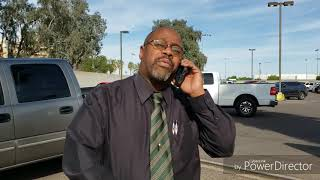 TURN THE CAMERA OFF!!! 1st amendment audit Phoenix post office