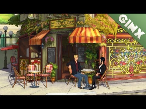 Broken Sword 5 The Serpent's Curse | Review | Ginx Hit | Ginx