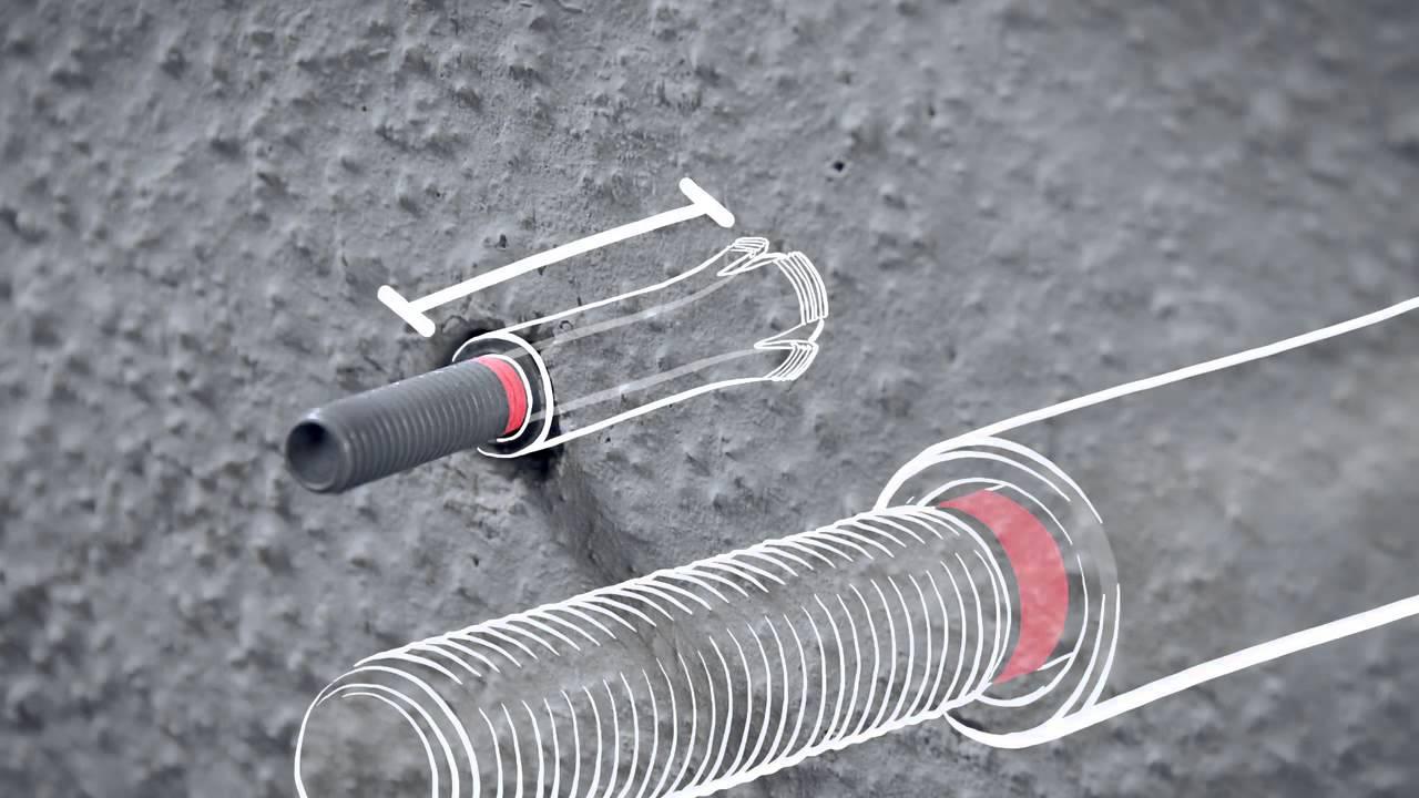 Hilti - Introducing the HMU undercut anchoring system