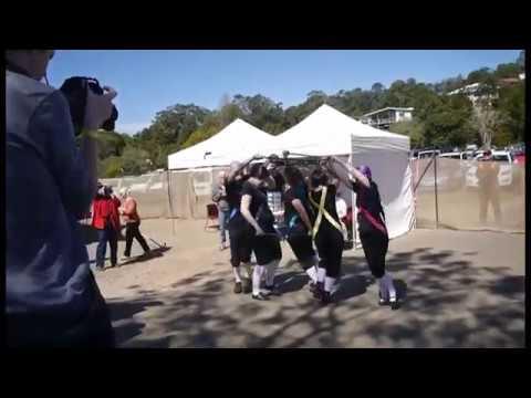 BRASS @ MALENY MUSIC FEST English Sword Dances