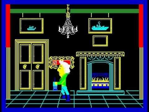 Flunky Walkthrough, ZX Spectrum
