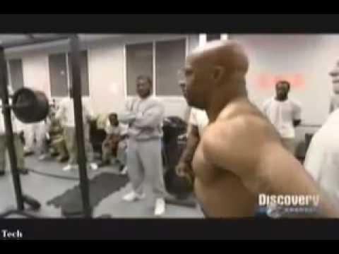 Powerlifting in Prison