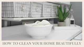 CLEANING TIPS | H๐w To Make Cleaning Your Home Beautiful
