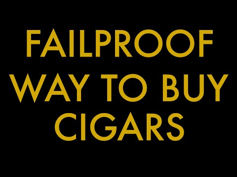 How To Buy Cigars- The Best Place To Buy Cigars Online
