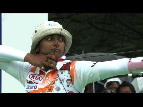 Archery World Cup 2012 - Final Stage - 1/4 Match #3.4