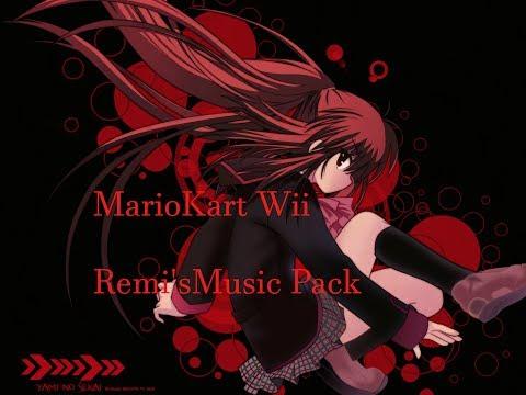 [MKWii]Updated my music pack