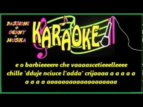 ANTONIO BONOMO Nu poco e Napule karaoke