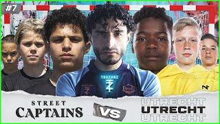 StreetCaptains vs Utrecht | u13 FC Straat League #7