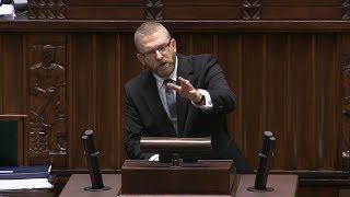 Dosypywanie pieniędzy do żłobu TVP, to jest skandal i hańba - Grzegorz Braun