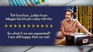 Phir Mulaaqat - Lyrics Video with Translation   Jubin Nautiyal   Phir Mulakat Hogi Kabhi Full Song