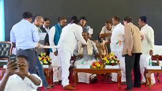 Uppara development corporation Karnataka cm talking