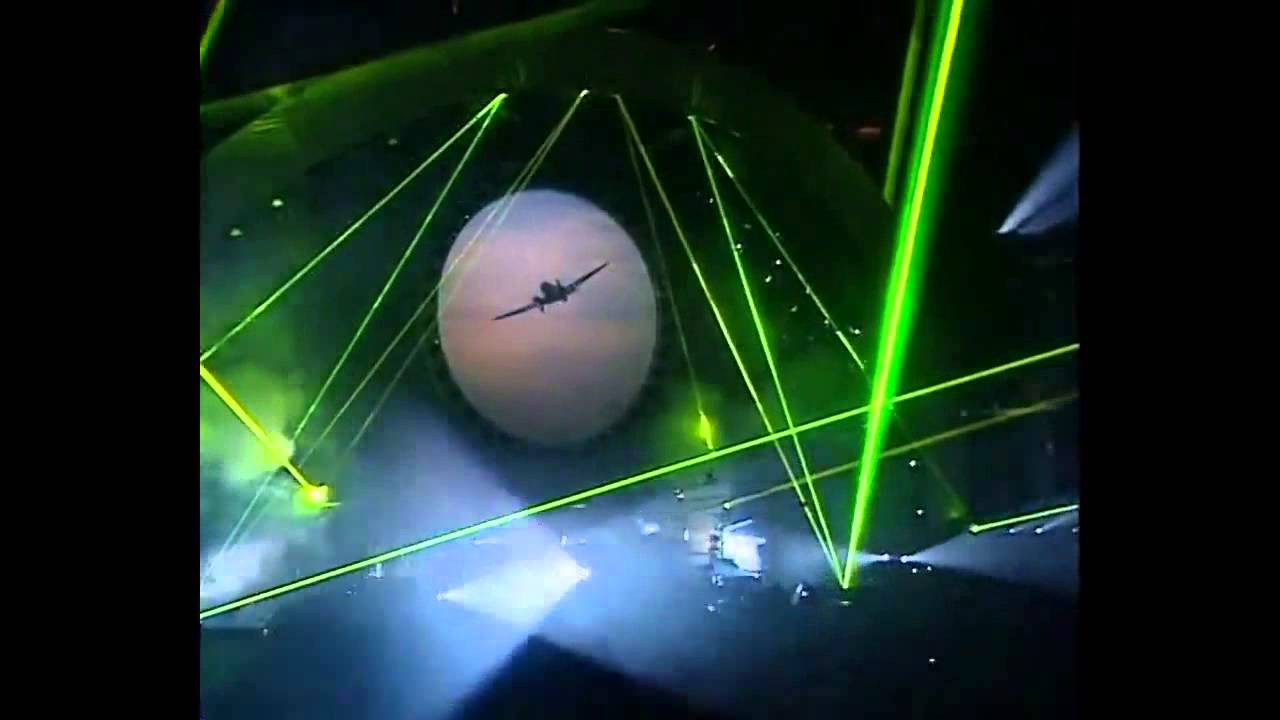 pink floyd hd learning to fly 1994 concert earls court