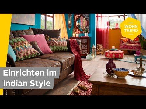 Wohnung einrichten im Indian Style – Tipps für einen prachtvollen Raum | Roombeez – powered by OTTO