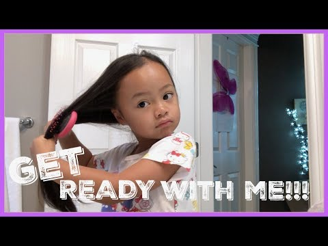GET READY WITH ME!!   Vlog With Emma