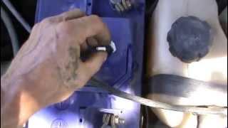 Настройка омывателя лобового стекла ВАЗ 2109