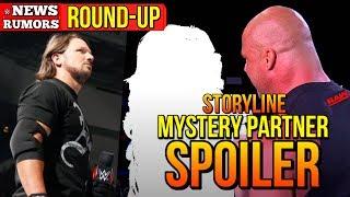 SPOILER! Kurt Angle MYSTERY PARTNER & STORYLINE REVEALED, #SummerSlam CHANGES [#WWE News/Rumors 165]