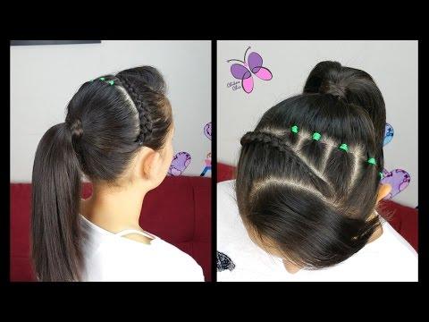 braid/elastics-headband- -easy-hairstyles- -hairstyles-for-short-and-long-hair