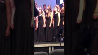Draw the  Circle Wide - Apex High School Chorus