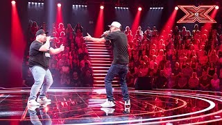 Krasse Rap-Audition von Crizzle & KeKay bei X Factor | Auditions 4 | X Factor Deutschland 2018