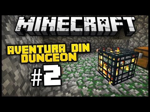 AVENTURA DIN DUNGEON - Captive Minecraft #2