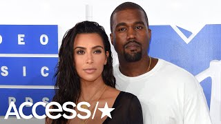 Kim Kardashian Jumps Into The Kanye-Drake Feud! | Access
