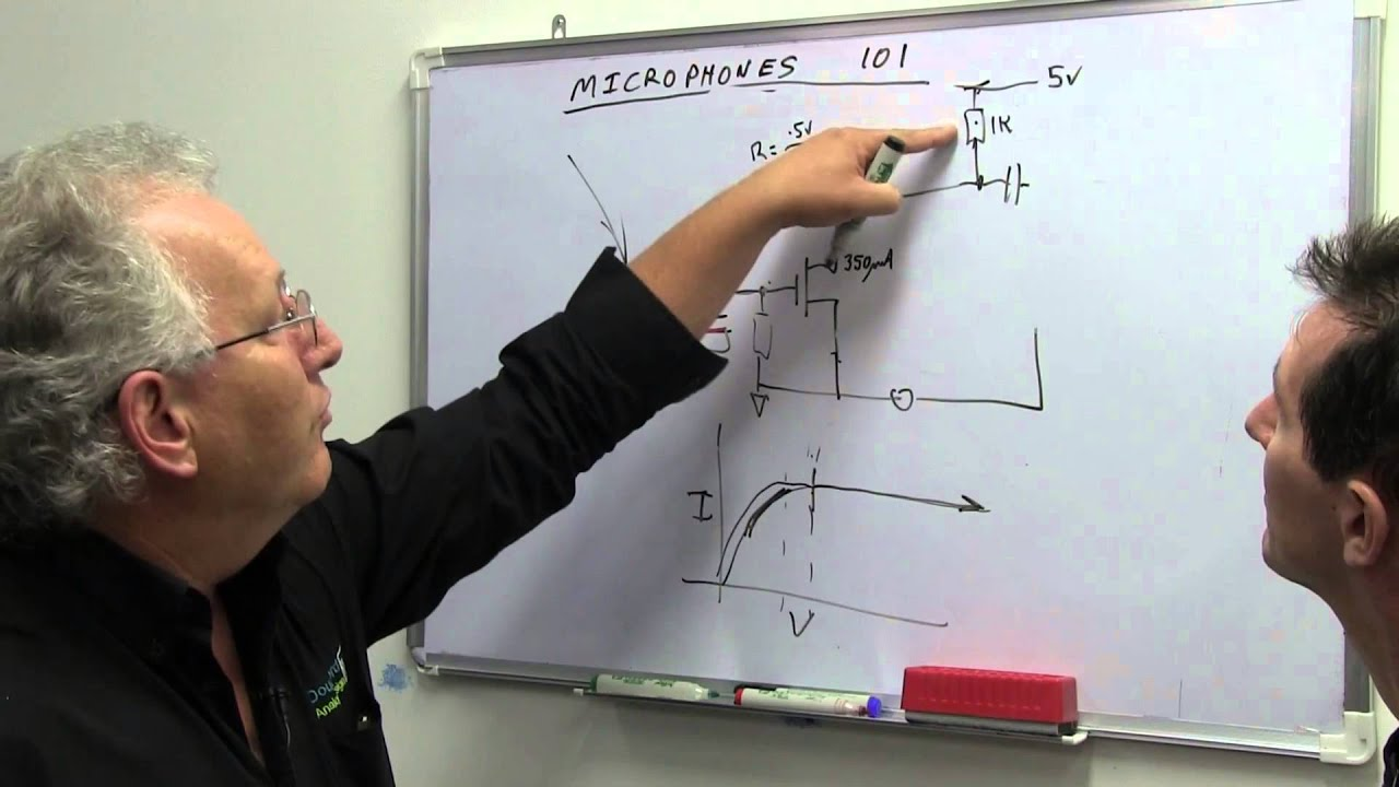Eevblog 611 Electret Microphone Design Youtube Small Preamplifier Circuit Wiring Diagrams