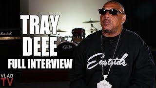 Tray Deee on Nipsey Hussle, Eric Holder, 2Pac, Suge Knight, Tekashi, Boosie (Full Interview)