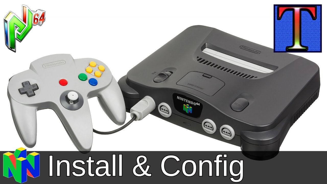 Project 64 (Link to 2 4 0-Latest) Emulator Setup Tutorial & Best Config  Guide | Play N64 On PC