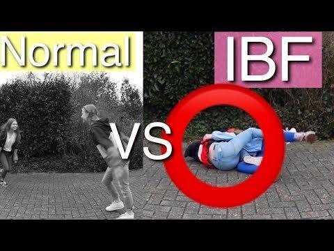 Internetfreunde IBF VS normale Freunde // anniclip