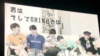 180217 VCR with photos of Jonghyun and SHINee - SHINee WORLD THE BEST 2018~FROM NOW ON~