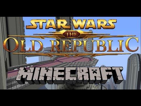 Star Wars In Minecraft Taris Star Wars The Old Republic - Star wars old republic us map